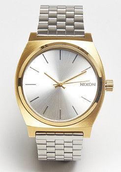 Nixon Time Teller gold/silver/silver