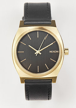 Nixon Uhr Time Teller gold/black/black