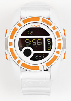 Uhr Unit 40 Star Wars BB-8 white/orange