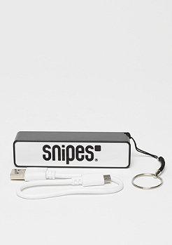 SNIPES Powerbank Keychain black/white