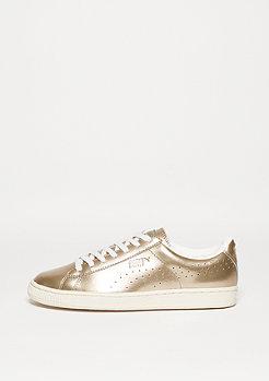 Schuh Basket Classic Metallic silver/gold puma/white/whisper white