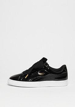 Schuh Basket Heart black/black