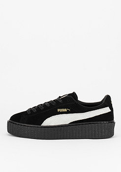 Fenty by Rihanna Schuh Suede Creepers black/black