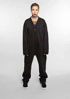 Fenty by Rihanna Jumpsuit Lacing Fleece black