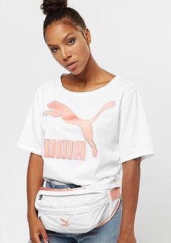 Puma Graphic Tee white