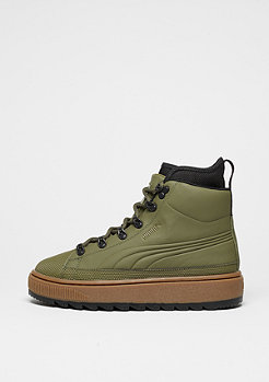 Stiefel The Ren olive/black