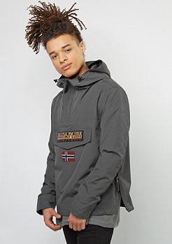 Übergangsjacke Rainforest M Sum grey valcano