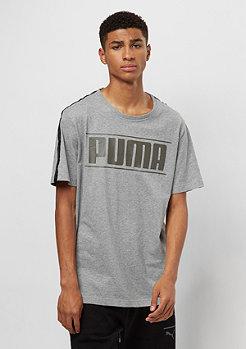 Puma Rebel Tape Logo medium gray heather