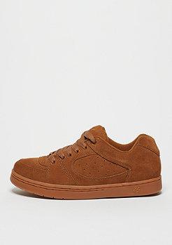 Skateschuh Accel OG brown/gum