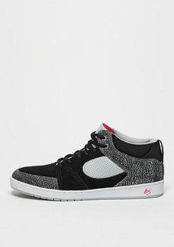 éS Skateschuh Accel Slim Mid black/grey