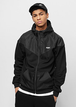 SNIPES Trainingsjacke Basic black/black