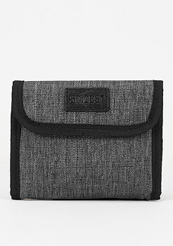 Geldbeutel Neck Wallet black/melange