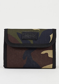 Geldbeutel Neck Wallet camo