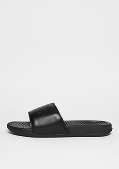 Badeschlappe Slide black
