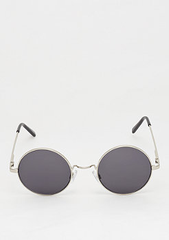 Sonnenbrille 199.309.1 silver/solid smoke
