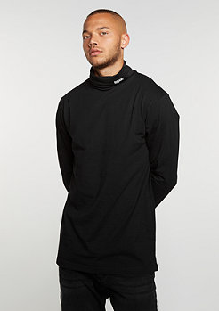 Longsleeve Turtleneck black