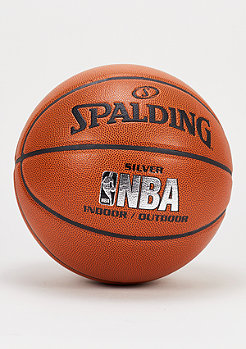 Basketball NBA Silver InOut orange