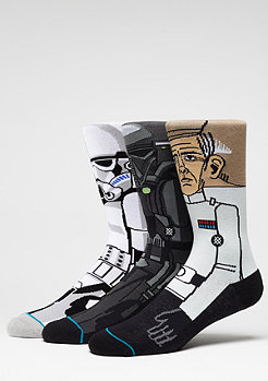 Fashionsocke Rogue One 3Pack black