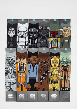 Fashionsocke The Force 2 Collector Box black
