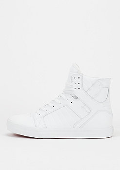 Schuh Skytop Classic white/white/red