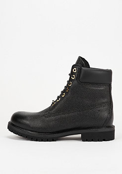 Icon 6 inch Premium Boot black