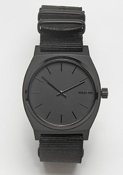 Nixon Time Teller all matte black