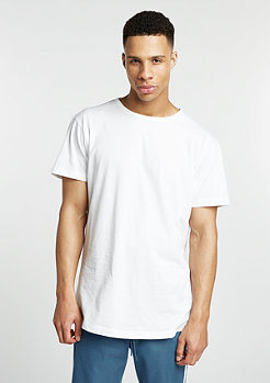 T-Shirt Peached Shape Long off white