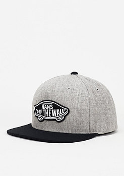 Classic Patch heather grey/black