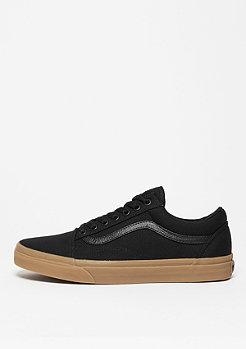 Schuh Old Skool Canvas Gum black/light gum
