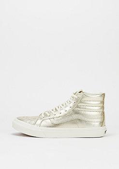Schuh SK8 Hi Metallic wheat gold