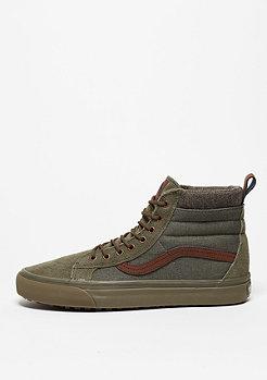 Schuh Sk8-Hi MTE DX ivy green/dark gum