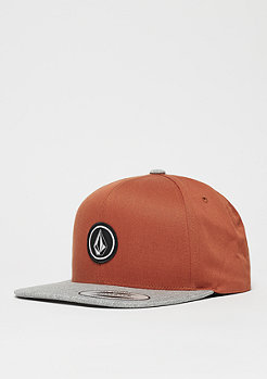 Volcom Quarter Twill copper