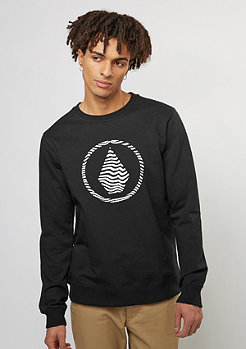 Sweatshirt Stone black