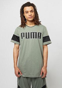 T-Shirt Xtreme agave green