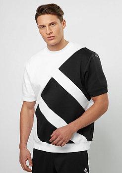adidas T-Shirt EQT Boxy white