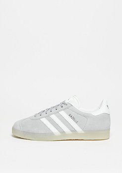 Laufschuh Gazelle mid grey/white/metallic silver