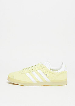 Schuh Gazelle ice yellow/white/metallic silver