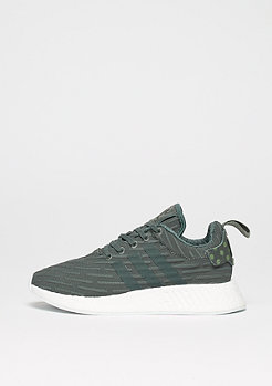 Laufschuh NMD R2 utility ivy/white/trace grenn