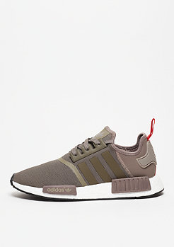 NMD Runner 1 tech earth/tech earth/white