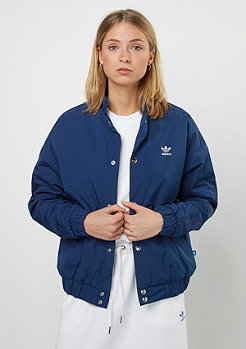 Trainingsjacke Padded mystery blue