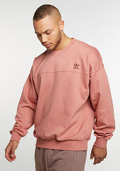 Sweatshirt ST Mod Crew raw pink