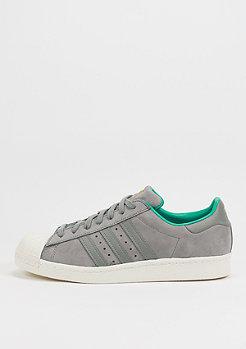 Schuh Superstar 80s solid grey/shock mint/white