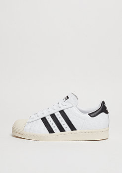 Schuh Superstar 80s white/core black/off white
