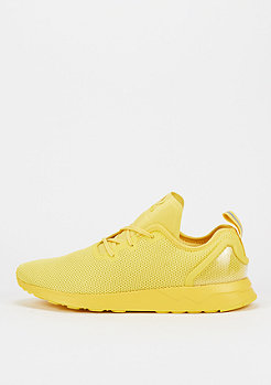 ZX Flux Racer Asym spring yellow