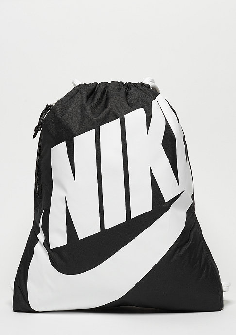 NIKE Heritage black/white