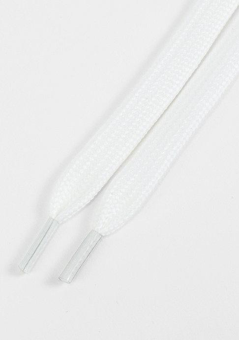 SNIPES Schnürsenkel 120 cm weiss