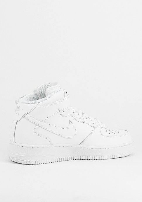 NIKE Air Force 1 Mid '07 white/white