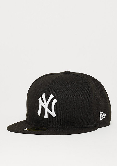 New Era MLB Basic New York Yankees black