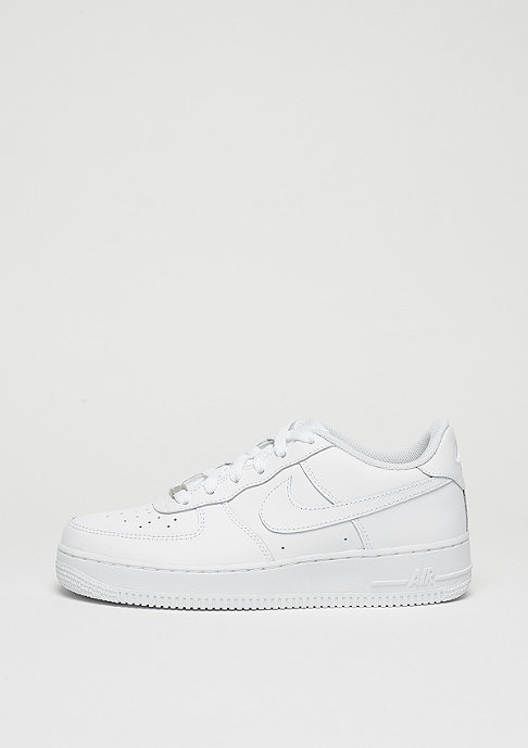 NIKE Air Force 1 (GS) white/white Casual Sneaker bei SNIPES bestellen