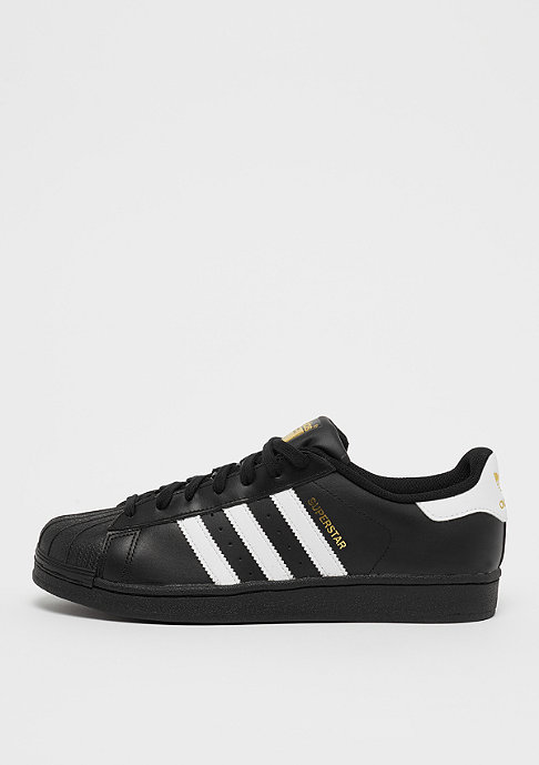 adidas Schuh Superstar II black/white